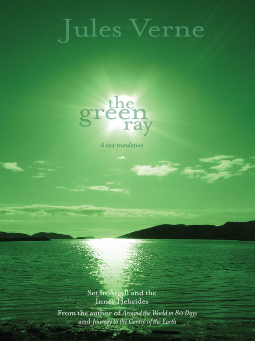 The Green Ray (eBook): A New Translation