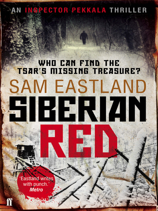Siberian Red (eBook): Inspector Pekkala Series, Book 3