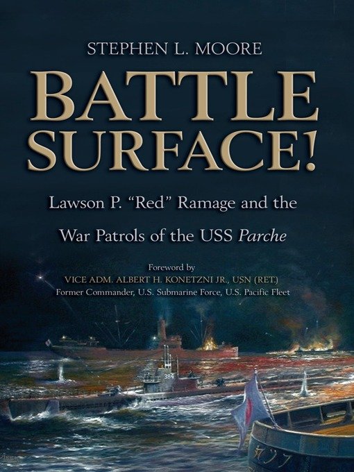 Stephen Moore. Publisher: Naval Institute Press