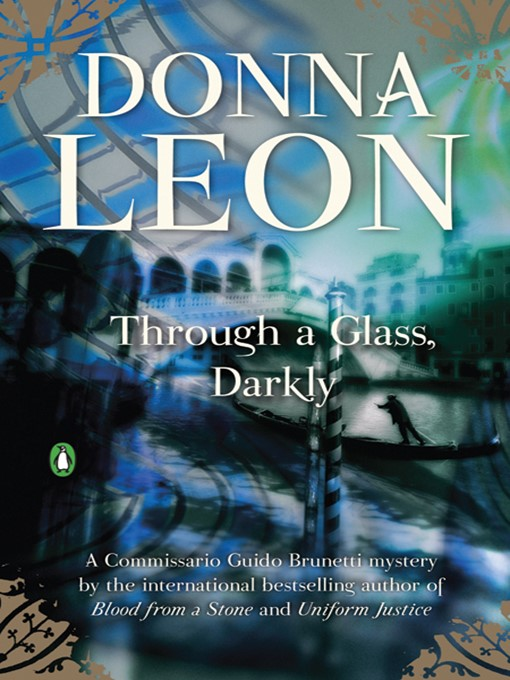 Cover Image of Through a glass darkly