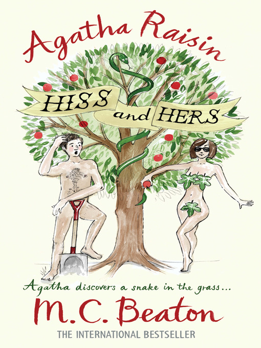 Hiss and Hers (eBook): Agatha Raisin Mystery Series, Book 23