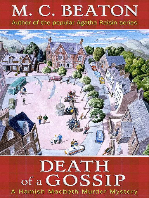 Death of a Gossip (eBook): Hamish Macbeth Mystery Series, Book 1