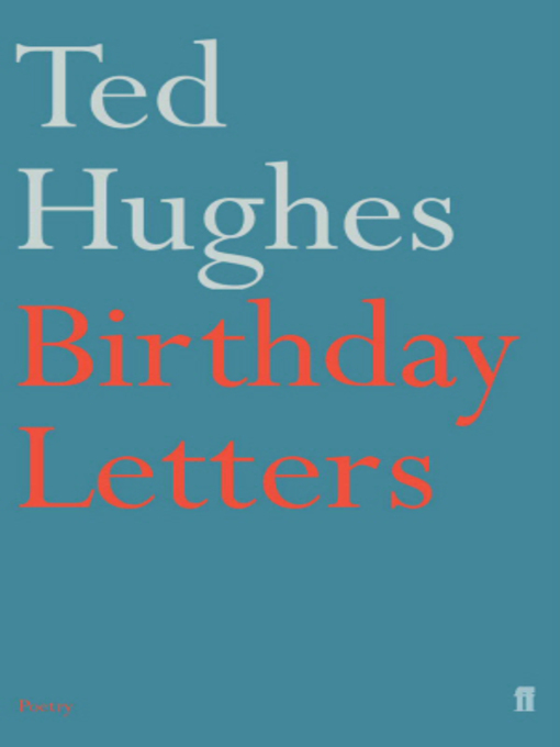 Birthday Letters (eBook)