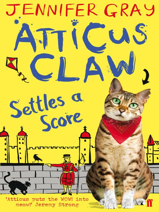 Atticus Claw Settles a Score (eBook)