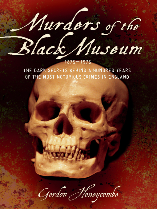 Murder of the Black Museum (eBook)
