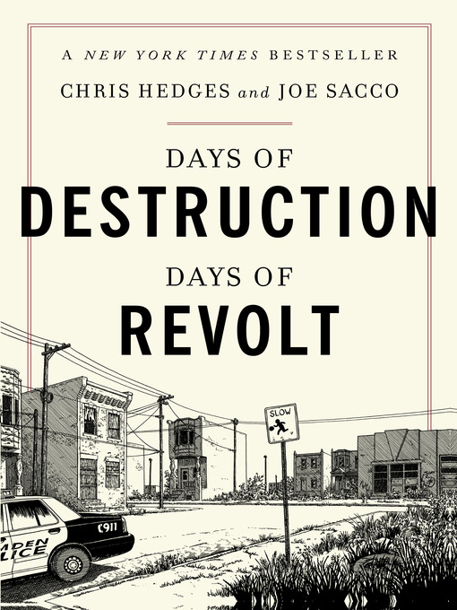 Days of Destruction, Days of Revolt (eBook)