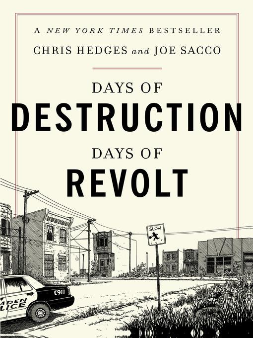 Days of Destruction, Days of Revolt (eBook)