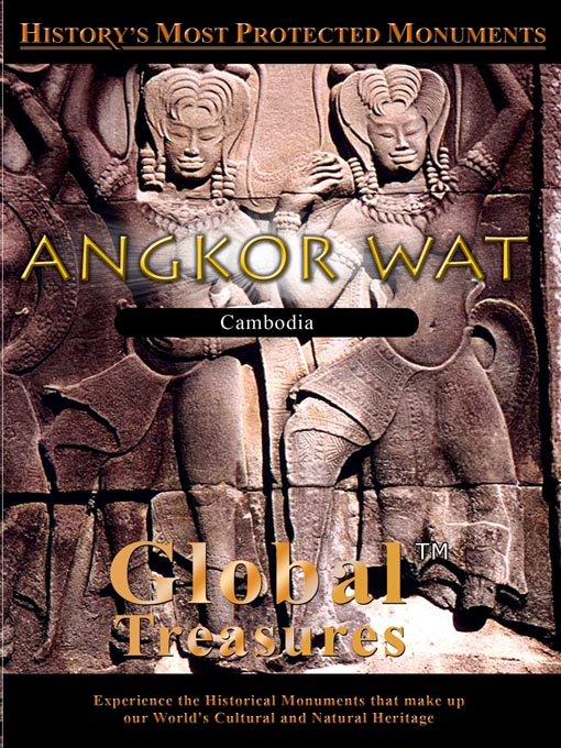 Cover image for Angkor Wat Cambodia
