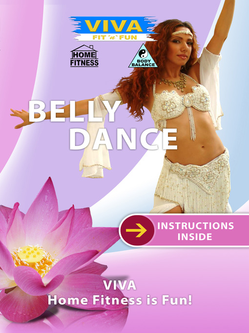 Cover image for Belly Dance For Fitness and Fun