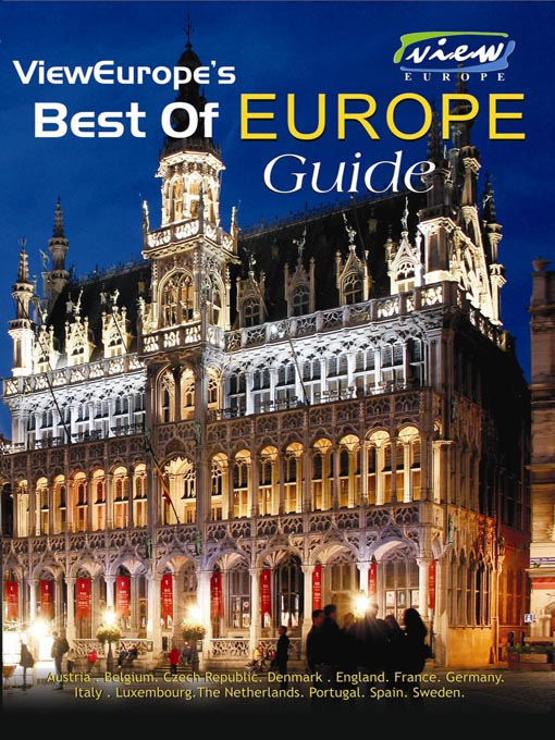 Cover image for Best of Europe Guide