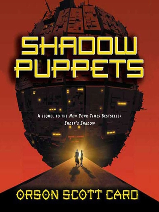 Cover image for Shadow Puppets