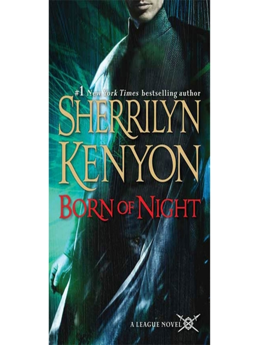 Cover image for Born of Night