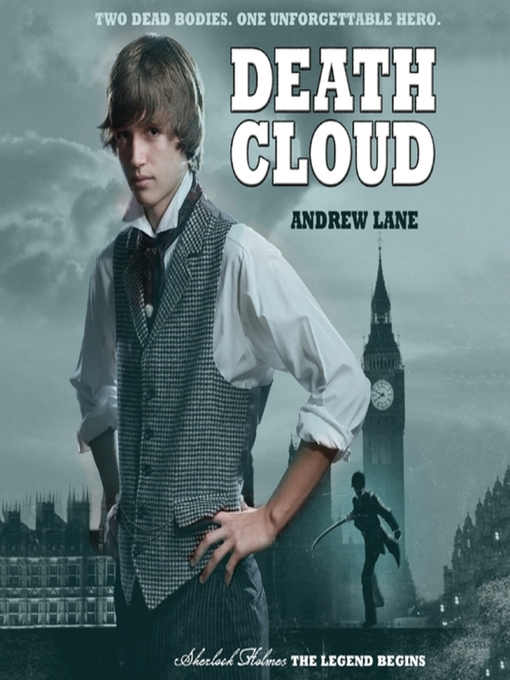 death cloud bookjacket