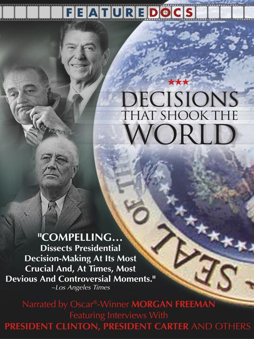 Cover image for Decisions That Shook the World