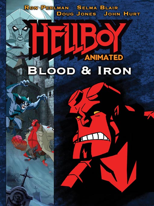 Cover image for Blood and Iron