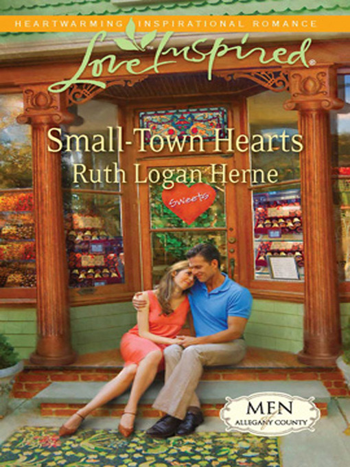 Small-Town Hearts (eBook): Men of Allegany County Series, Book 2