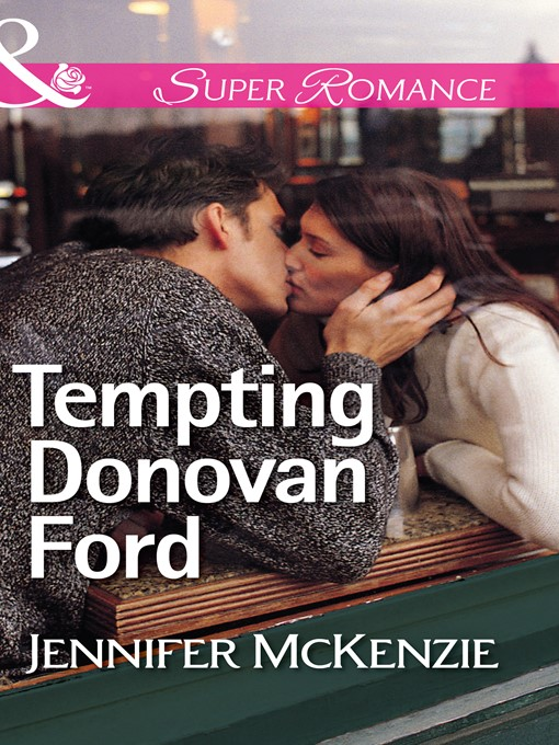 Tempting Donovan Ford (eBook): Family Business Series, Book 1