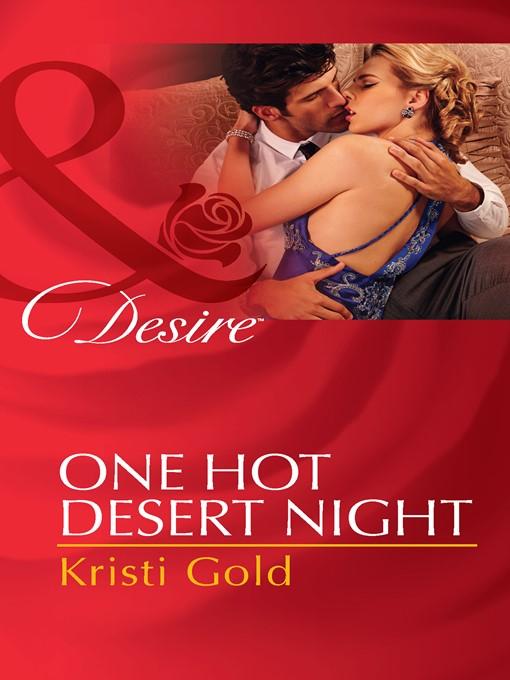 One Hot Desert Night (eBook)