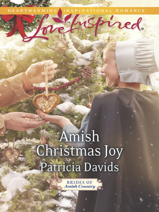 Amish Christmas Joy (eBook): Brides of Amish County Series, Book 8