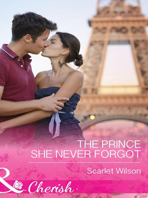 The Prince She Never Forgot (eBook)