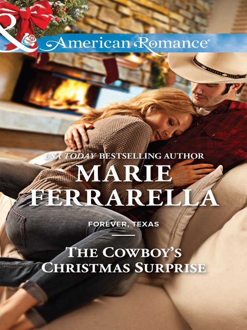 The Cowboy's Christmas Surprise (eBook)