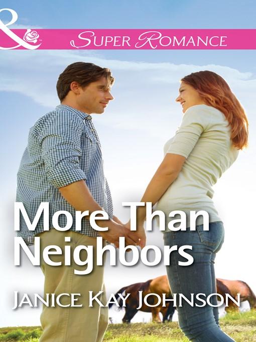 More Than Neighbors (eBook)