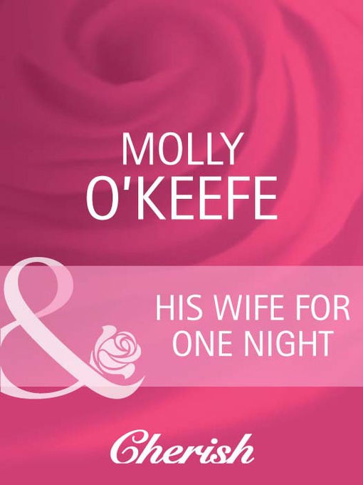 His Wife for One Night (eBook)