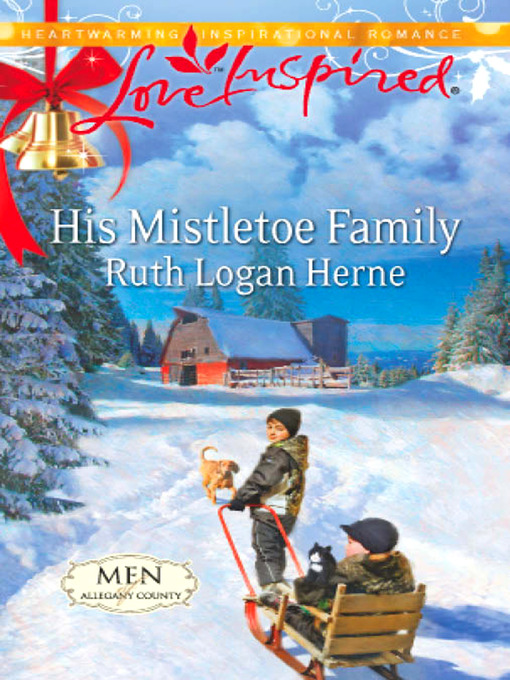 His Mistletoe Family (eBook)