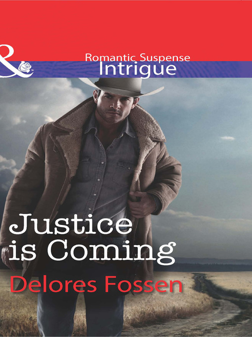 Justice is Coming (eBook): Marshals of Maverick County Series, Book 5