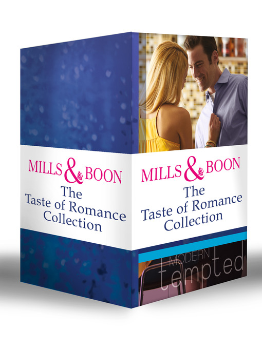 The Taste of Romance Collection (eBook)