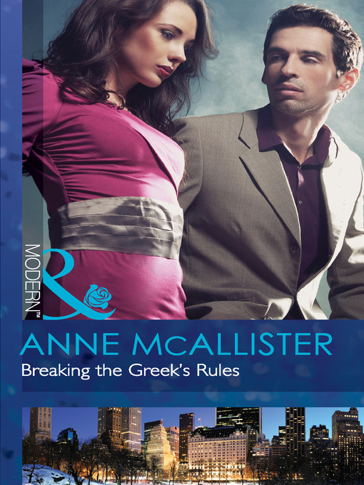 Breaking the Greek's Rules (eBook)