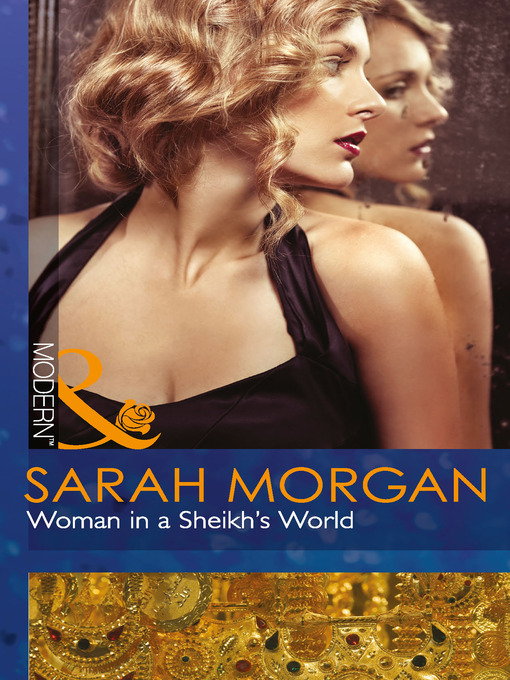 Woman in a Sheikh's World (eBook)