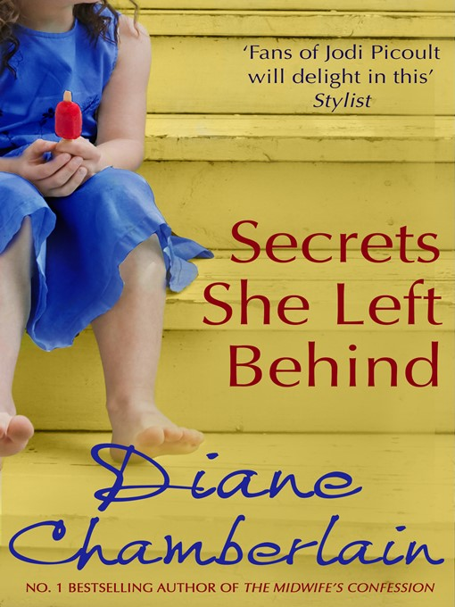 Secrets She Left Behind (eBook)
