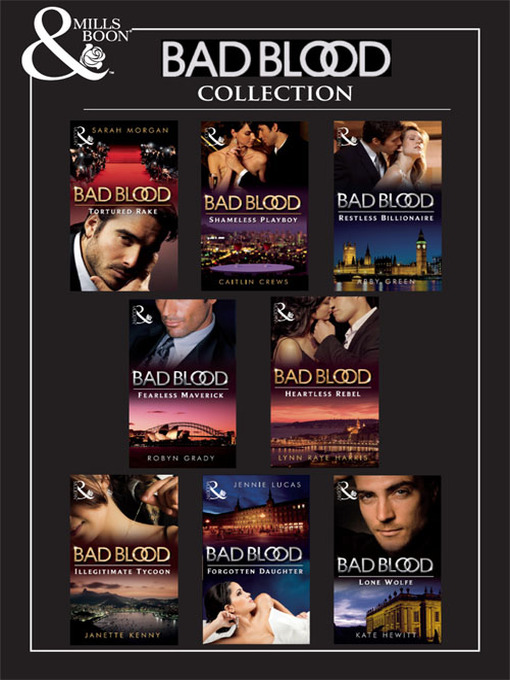 Bad Blood Collection (eBook)