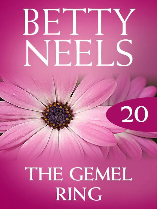 The Gemel Ring (eBook): Betty Neels Collection, Book 20