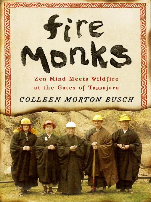 Cover image for Fire Monks