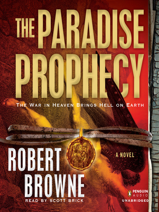 Cover image for The Paradise Prophecy