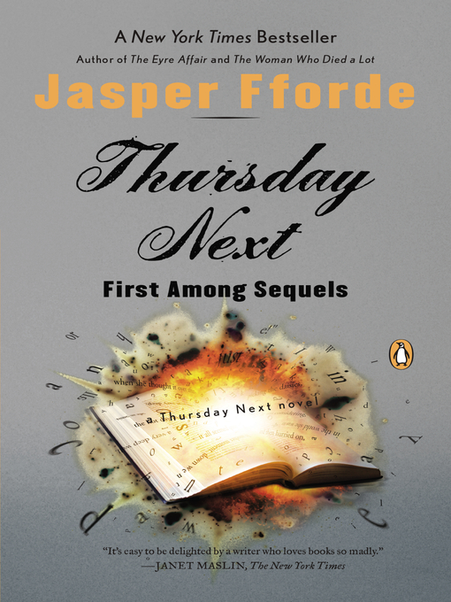 Cover image for First Among Sequels