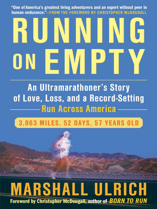 Cover image for Running on Empty