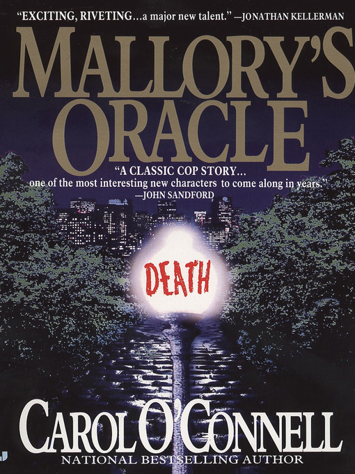 Cover image for Mallory's Oracle