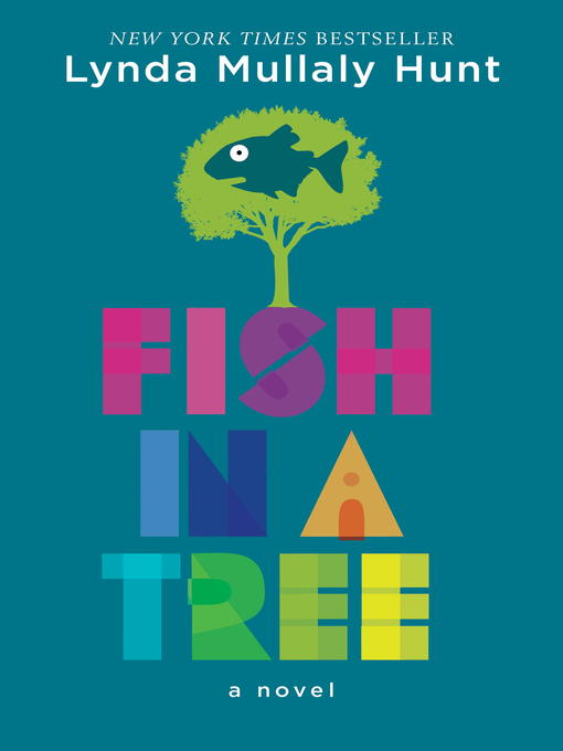 bok cover: Fish in a Tree