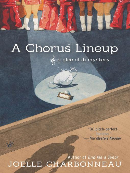 A Chorus Line-Up (eBook): Glee Club Mystery Series, Book 3