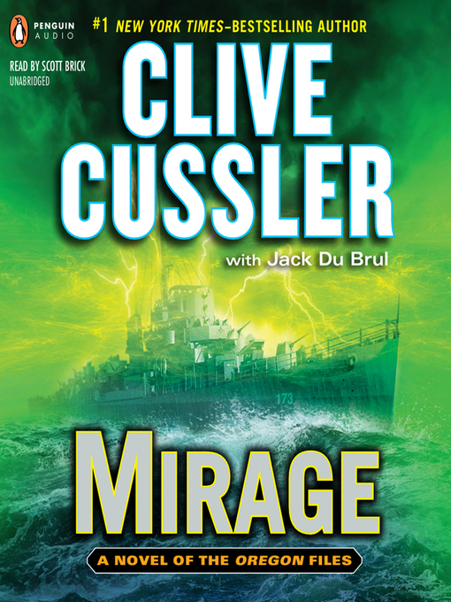 Mirage (MP3): Oregon Files Series, Book 9