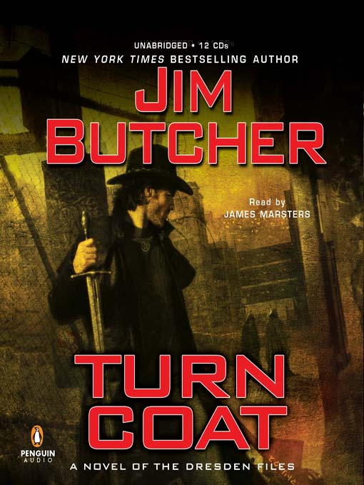 Turn Coat (MP3): The Dresden Files Series, Book 11