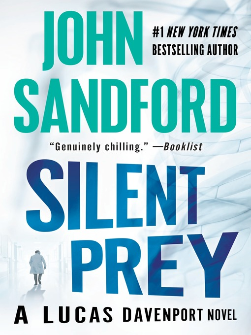Cover Image of Silent prey