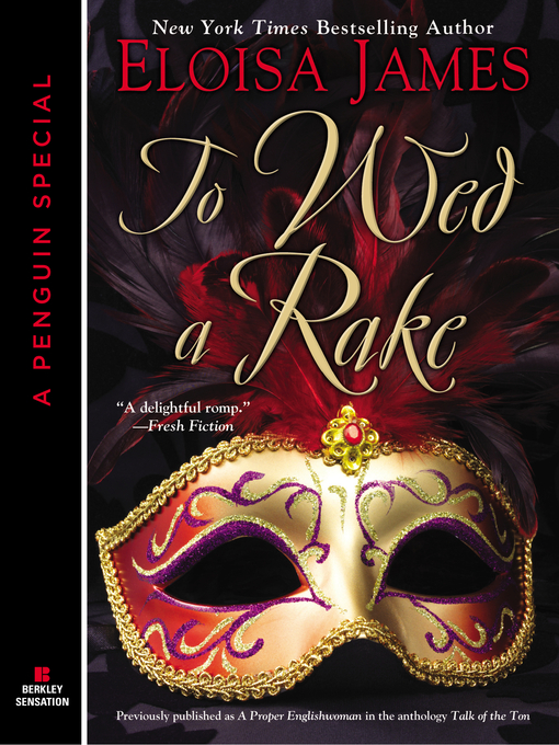To Wed a Rake (eBook)