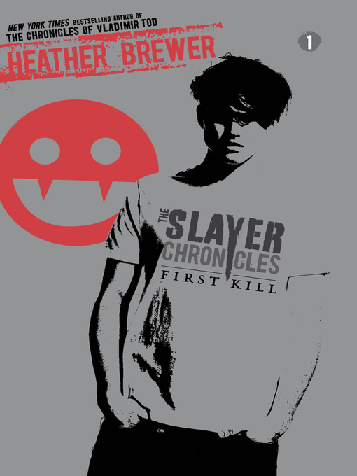 Cover image for First Kill