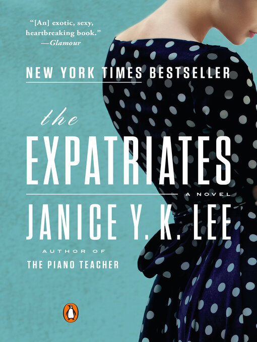 Cover Image of The expatriates