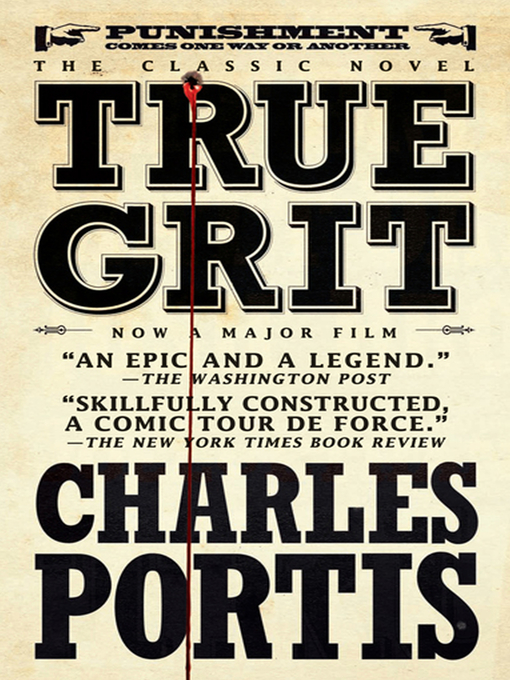 True Grit (eBook)