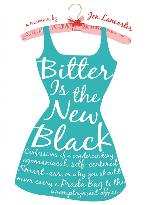 Cover image for Bitter is the New Black